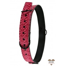 SINFUL RESTRAINT BELT L/XL PINK