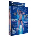 BAMBOLA DELL'AMORE GONFIABILE BEYONCE