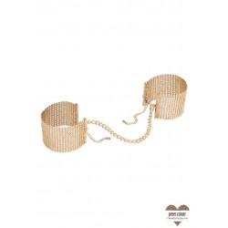 DESIR METALLIQUE HANDCUFFS GOLD