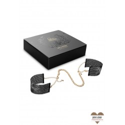 Sexy Shop DESIR METALLIQUE HANDCUFFS BLACK