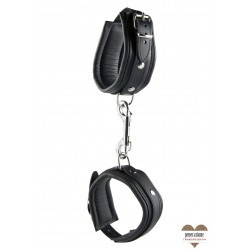 Sexy Shop ANKLE CUFFS BLACK 5 CM