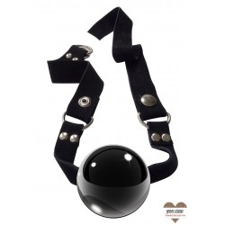 MORSO - ICICLES NO 65 NERO - BALL GAG