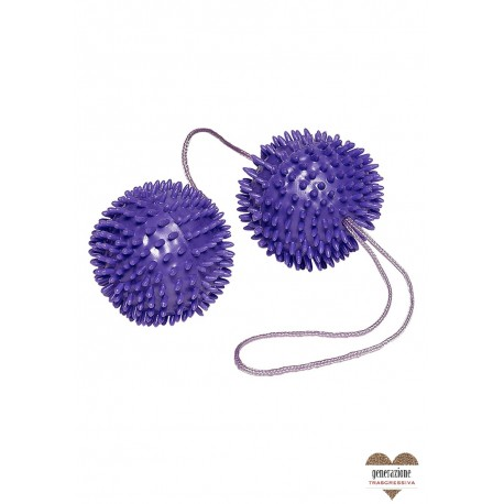 Sexy Shop GIRLY GIGGLE LOVE BALLS LAVENDER