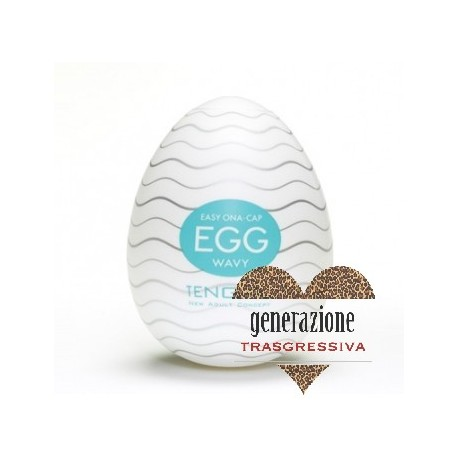 Sexy Shop TENGA EGG WAVY