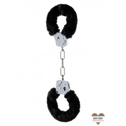 MANETTE PELUCHE NERO FURRY FUN