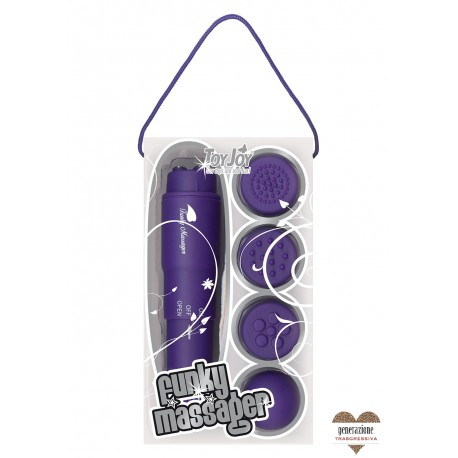 Sexy Shop FUNKY MASSAGER PURPLE