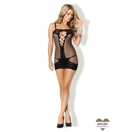 Sexy Shop LA DOLCE VITA BLACK L/XL