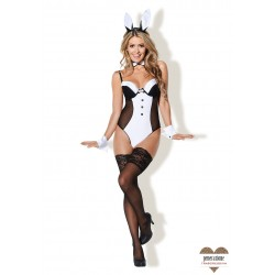 Sexy Shop THE BUNNY BLACK L