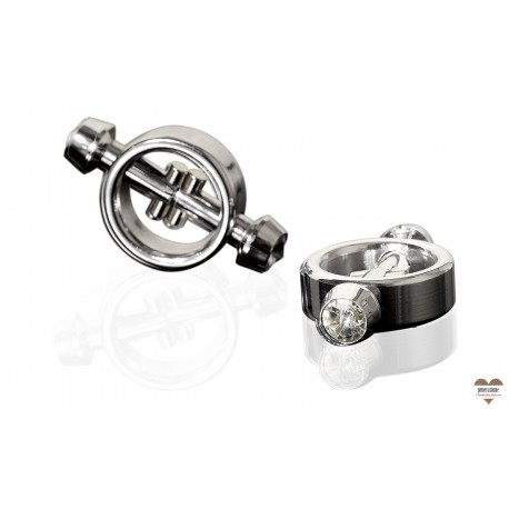 Sexy Shop PD METAL WORX MAGNETIC NIPPLE CLAMP