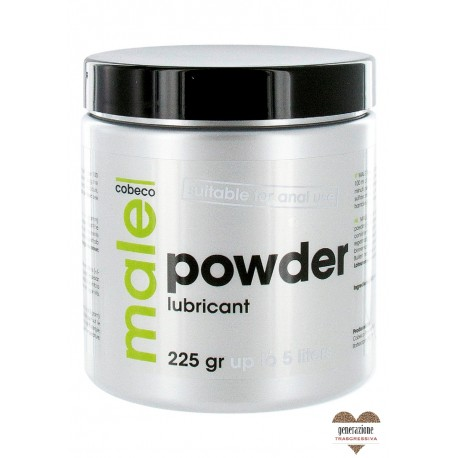 Sexy Shop MALE POWDER LUBRICANT 225G
