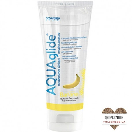 Sexy Shop AQUAGLIDE BANANE 100 ML