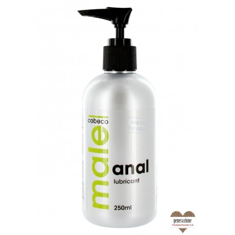 Sexy Shop MALE ANAL LUBRICANT 250 ml