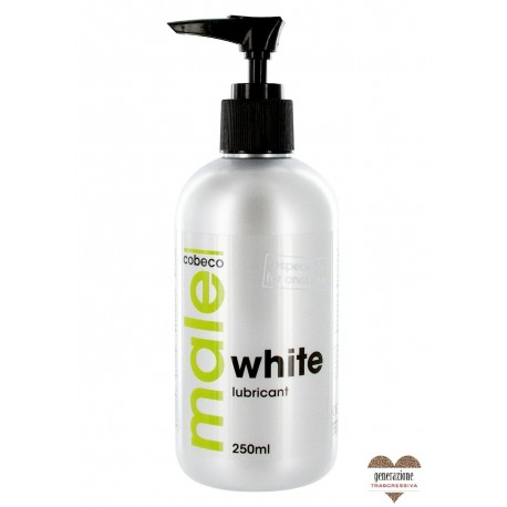 Sexy Shop MALE WHITE LUBRICANT 250ML
