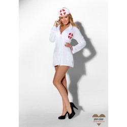 Sexy Shop THE NURSE WHITE S