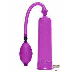 Sexy Shop SVILUPPATORE PER PENE A POMPA POWER PUMP PURPLE