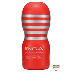 "Sexy Shop MASTURBATION TENGA ""DEEP THROAT CUP"""