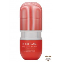 Sexy Shop MASTURBATION TENGA AIR CUSHION CUP RED