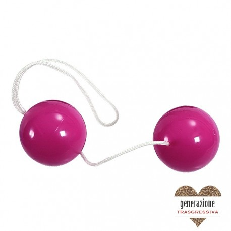 Sexy Shop PALLINE VIOLA - ORGASM BALLS PURPLE