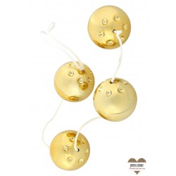 Sexy Shop DUOBALLS GOLD 4 PCS