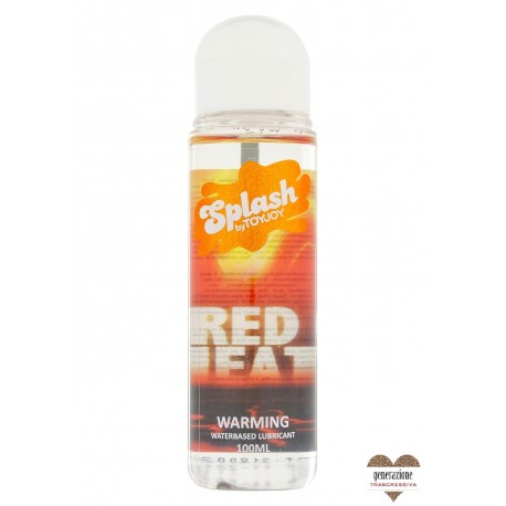 LUBRIFICANTE RISCALDANTE SPLASH 100ML