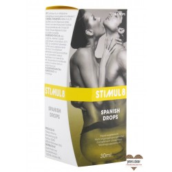 Sexy Shop STIMUL8 SPANISH DROPS 30 ML