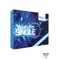 Sexy Shop KIT DEL PIACERE PER UOMO YEAH I AM SINGLE BOX