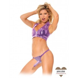 Sexy Shop FF CLASSIC STRAP-ON PURPLE