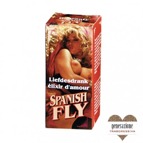 Sexy Shop STIMOLANTE SESSUALE SPANISH FLY RED 15 ML