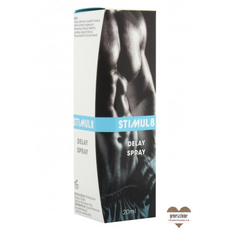 Sexy Shop STIMUL8 DELAY SPRAY 20 ML