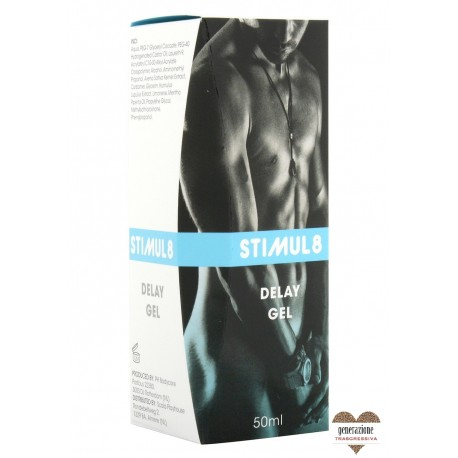 Sexy Shop STIMUL8 DELAY GEL 50 ML