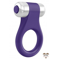 Sexy Shop OVO B1 VIBRATING RING PURPLE