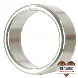 ANELLO FALLICO IN METALLO ALLOY - MEDIUM DIAMETRO INTERNO 4 CM