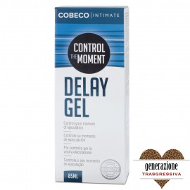 GEL RITARDANTE MASCHILE CONTRO EIACULAZIONE PRECOCE COBECO INTIMATE DELAY GEL MEN 85 ML