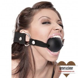 Sexy Shop EXTREM BALL GAG BLACK
