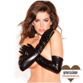 Sexy Shop GLOVES KITTEN BLACK S/L