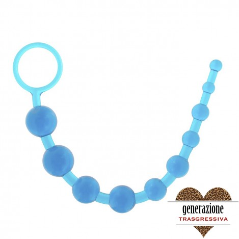 Sexy Shop THAI TOY BEADS BLUE